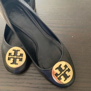 Tory Burch shoes black size us 8